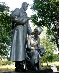 Братская могила в Кутузовке