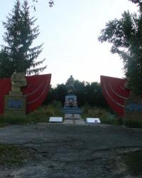 Мемориал в Шестаково