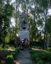 Мемориал в селе Молодовая