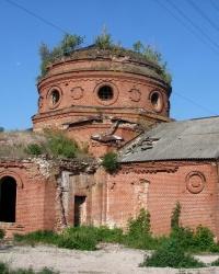 Богоявленский храм в селе Молодовая