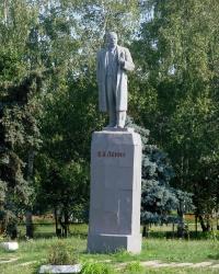 Памятник Ленину в Старом Салтове
