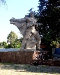 Мемориал в Старом Салтове
