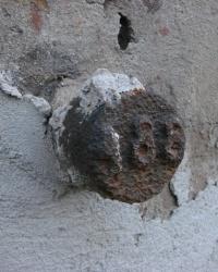 ПП с номерами 487 и 488 на доме № 21 на улице Рылеева