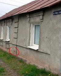 Дореволюционная НМ на углу улиц Гребенюковской и Красных Старшин