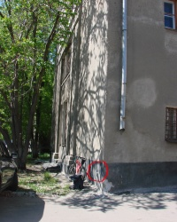 ПП без номера на доме 5 на улице Веснина