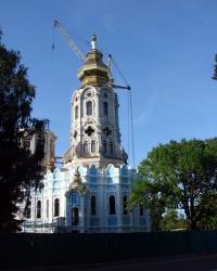 Храм Царицы Тамары в Пятихатках