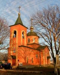 Свято-Покровский храм в поселке Коротыч