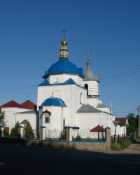 Свято-Покровский храм в Балаклее