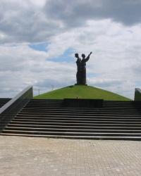 Мемориальный комплекс памяти жертв Голодомора в Харькове