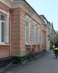 ПП без номера рядом с площадью Ленина в Купянске