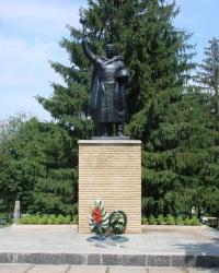 Мемориал в городе Купянск