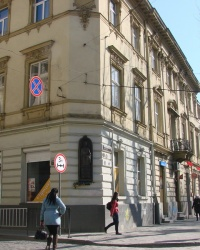 ПП на углу улиц Коперника и Стефаника