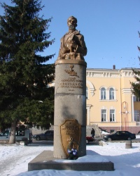 Памятник Приходько Н.Т.