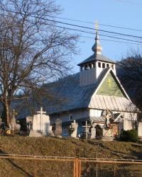 Храм Успения Пресвятой Богородицы в селе Делове