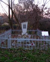Братская могила. Заречанка