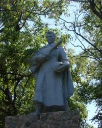 Мемориал в селе Петровское