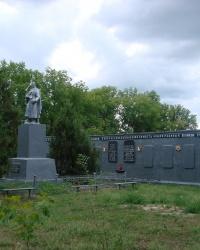 Братская могила в Яковенково