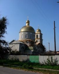Храм Рождества Пресвятой Богородицы в Дергачах