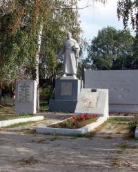 Мемориал в Черкасской Лозовой