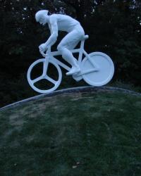 Призрачный велосипедист