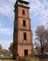 Водонапорная башня в Золочеве