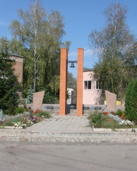 Мемориал в Золочеве