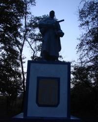 Братская могила в Карасёвке