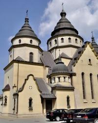 Монастир Царя Христа в м. Iвано-Франкiвськ