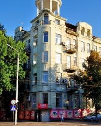 Дом Андриевских на улице Садовой (ул.Серова, 15) в г.Днепропетровске