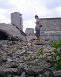 Недостроенный городок атомщиков под Харьковом