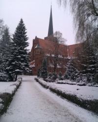 Костел Девы Марии Помощницы Христиан в Ключборке