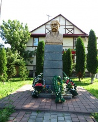 Бюст Т.Г.Шевченко в с.Ворохта