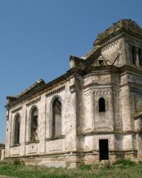 Костел Св. Георгія в с. Краснополье