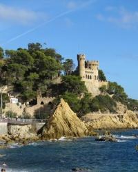 Ллорет-де-Мар (Льорет-де-Мар), частная крепость