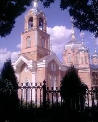 Собор Владимирской иконы Пресвятой Богородицы в с. Нововасильевка