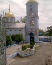 Греко-Софийская церковь в Херсоне