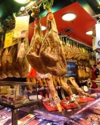 Бокерия - просто каталонский рынок
