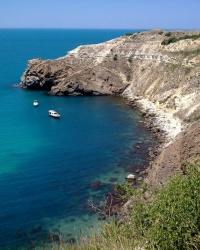 Мыс Виноградный  - пляж Голый