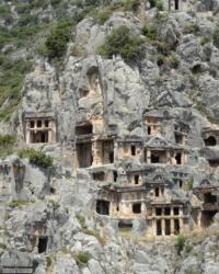 Ликия. Город НЕ забытых предков.
