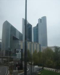 Квартал Дефанс (La Défense)