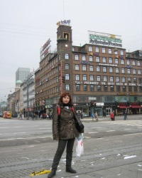 Ратушная площадь Копенгагена