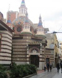 Церковь «Сент Рома» в Льорет-де-Мар