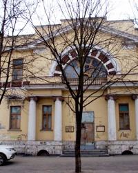 Будинок Дворянського пансіоната (вул. Карла Лібкнехта, 11) в м. Дніпропетровськ