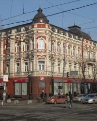 Будинок Зільбермана на Проспекті (пр.К.Маркса,98/вул.Горького,2)