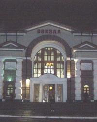 Ясиноватая - железнодорожное сердце Донбасса