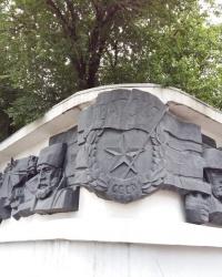 Мемориал воинам 5-го Гвардейского Донского Казачьего корпуса в Ростове-на-Дону