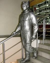 Пам'ятник Юрію Гагаріну в Харкові