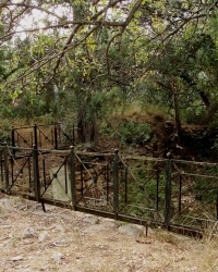 Античний німфей фортеці Харакс