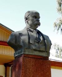 Погруддя Т.Г. Шевченка