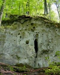 Давньослов'янське святилище поблизу с. Ілів